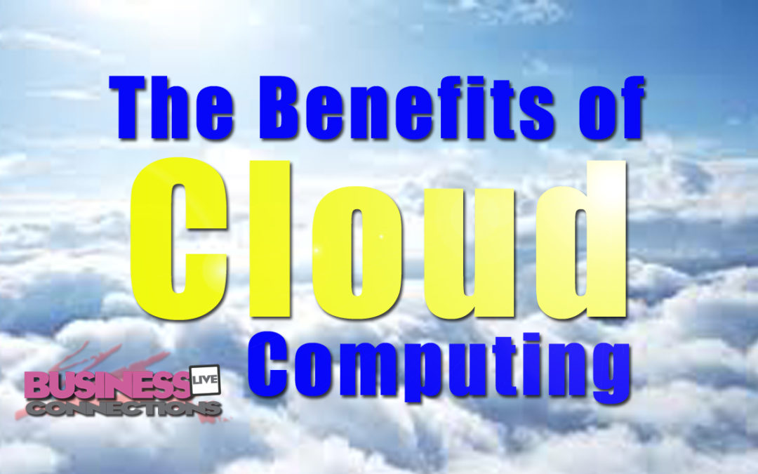 Benefits of Cloud Computing BCL41