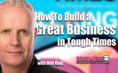 Will King Build A Great Business In Tough Times BCL102