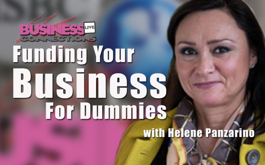 Funding Your Business For Dummies BCL111