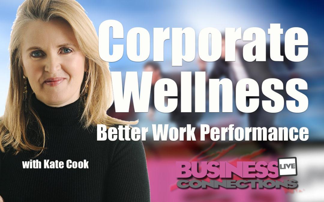 Corporate Wellness Better Work Performance BCL115
