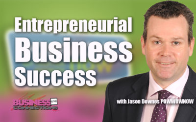 Entrepreneurial Business Success With Tech BCL122