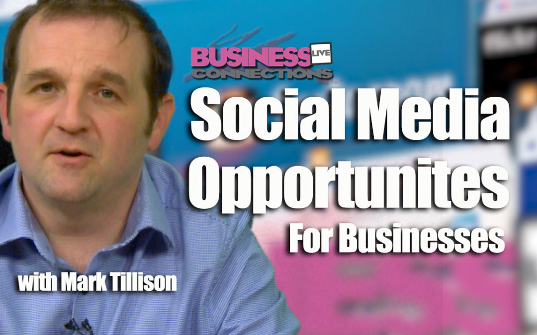 Social Media Opportunities for Businesses in 2016 BCL144
