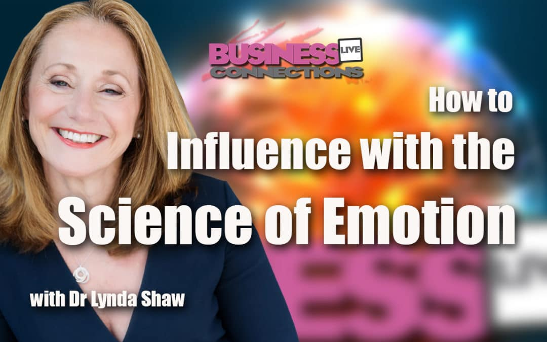 How to Influence with the Science of Emotion BCL150