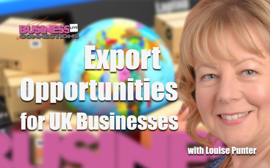 Export Opportunities For UK Business BCL 160