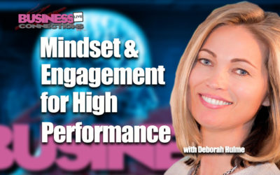 Mindset Engagement High Performance BCL181