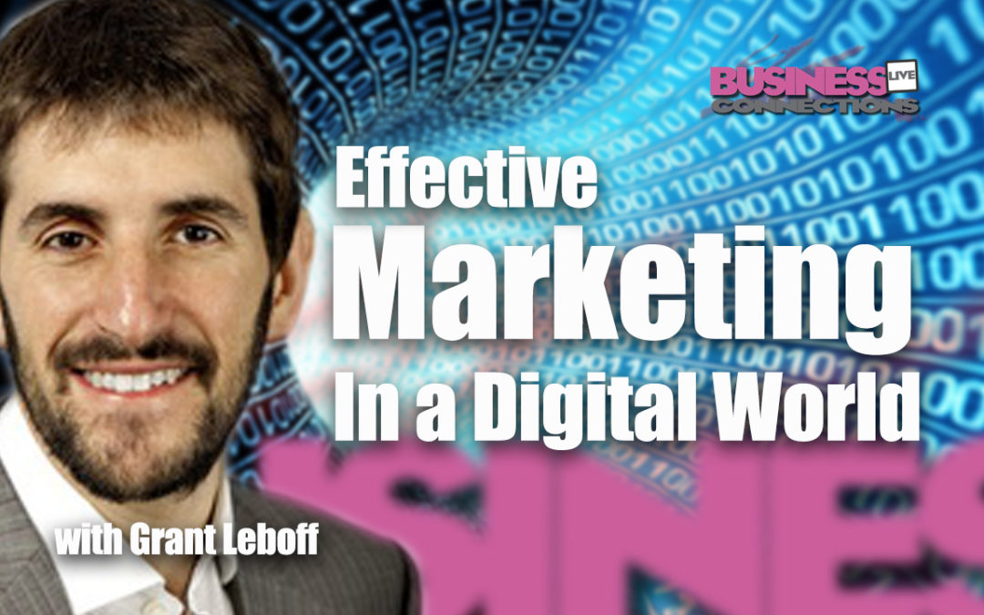 Effective Marketing In A Digital World BCL186