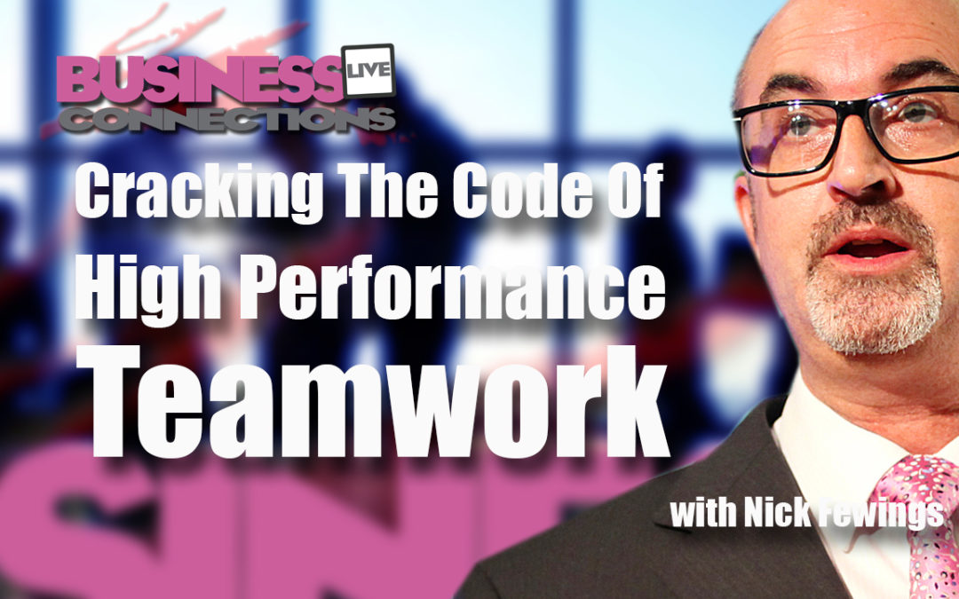 Cracking The Code Of High Performance Teamwork BCL191