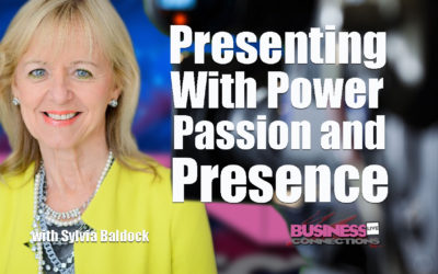 Presenting With Power Passion and Presence BCL210