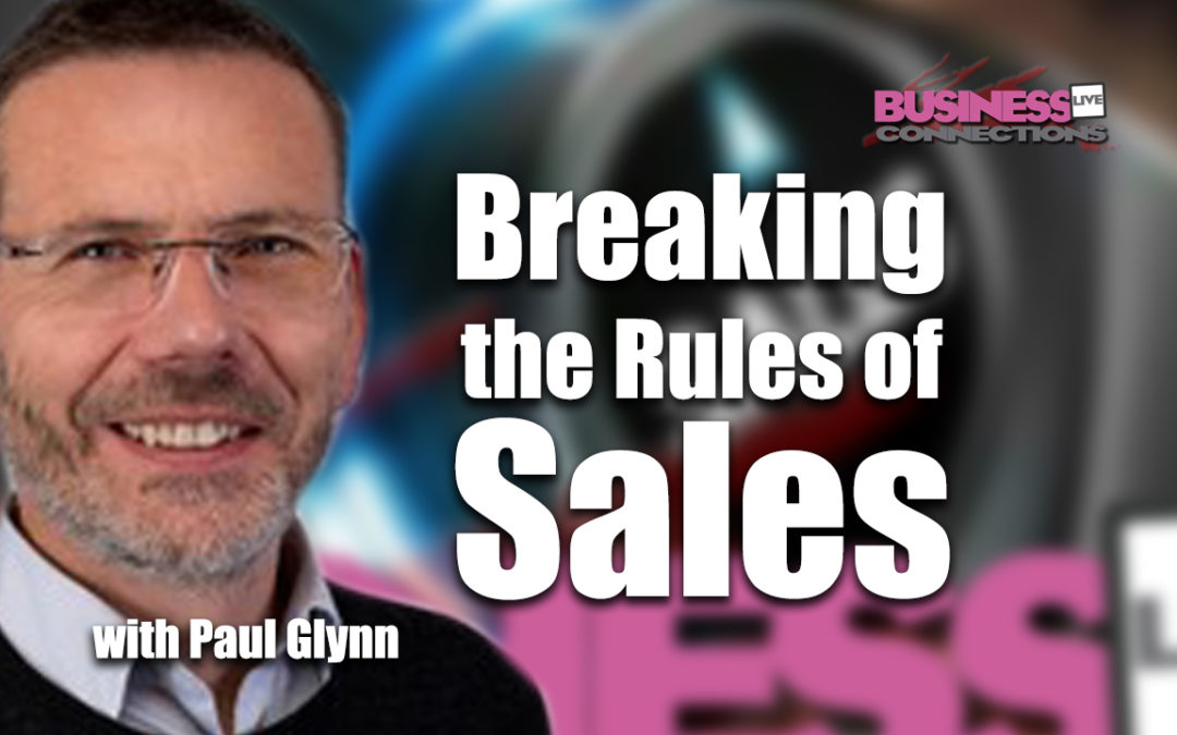 Breaking The Rules Of Sales BCL232