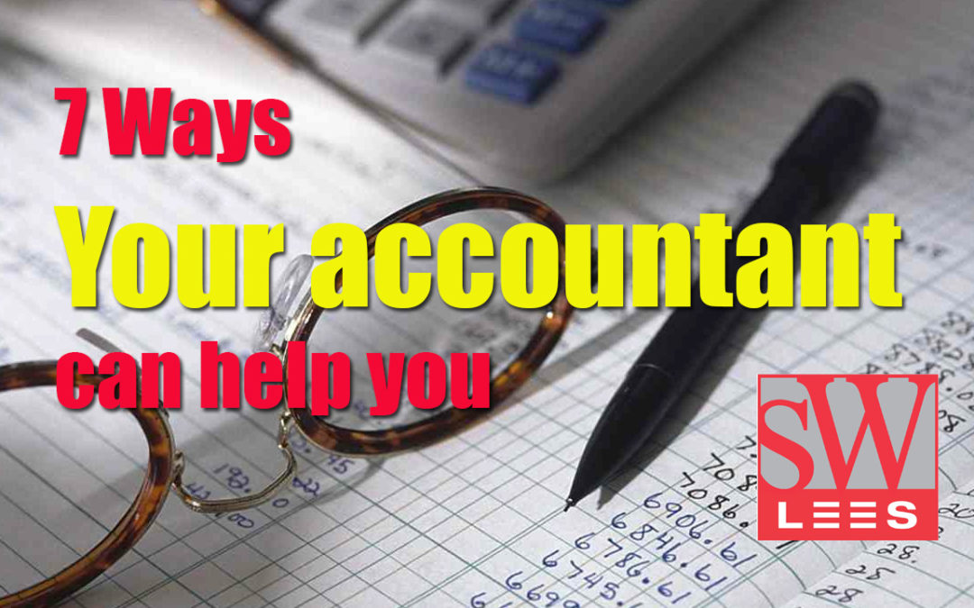 7 ways your accountant can help you