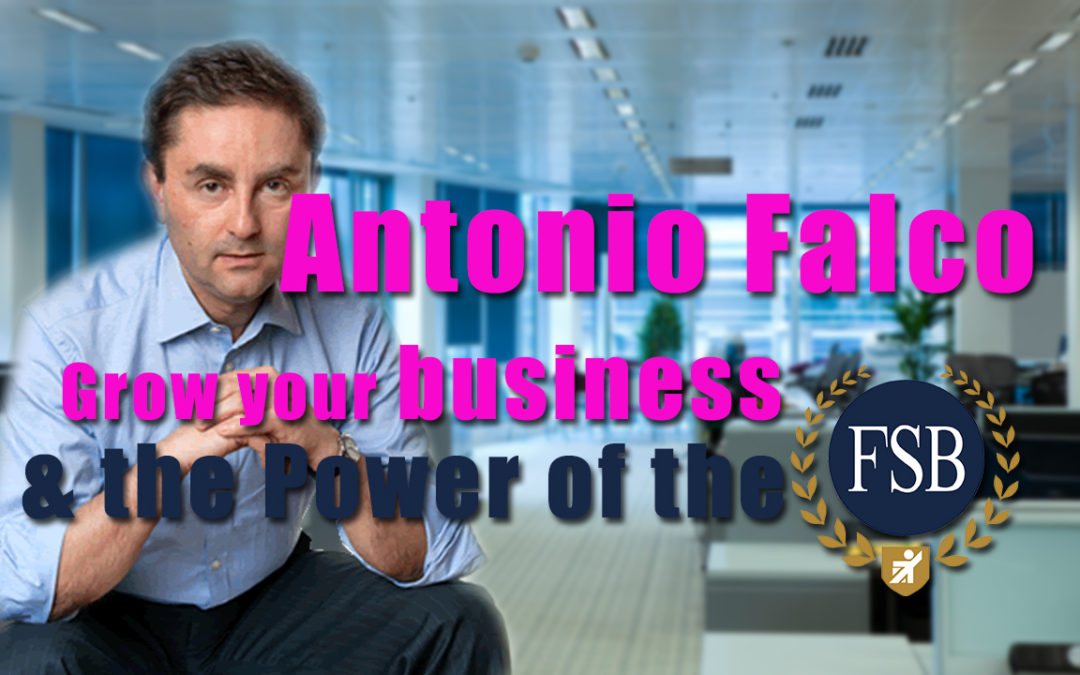 Antonio Falco Grow your Business and Sales BCL33