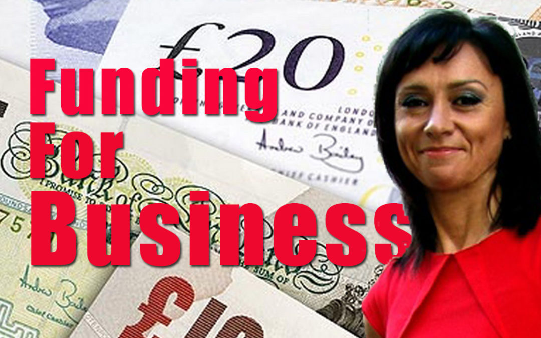 Funding For Your Business Getting It Right BCL36