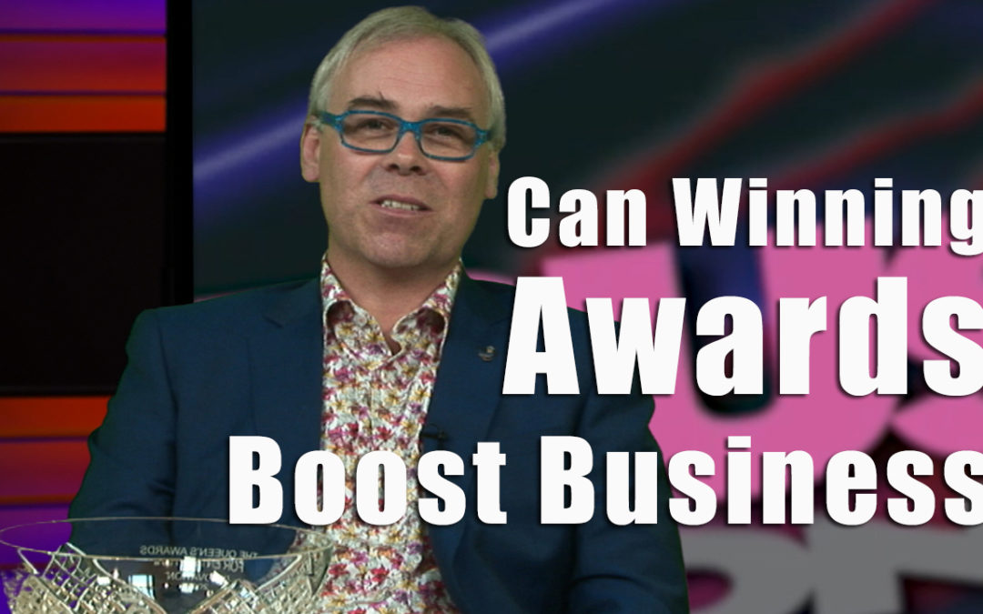 How Winning Awards is a Boost for Business BCL47