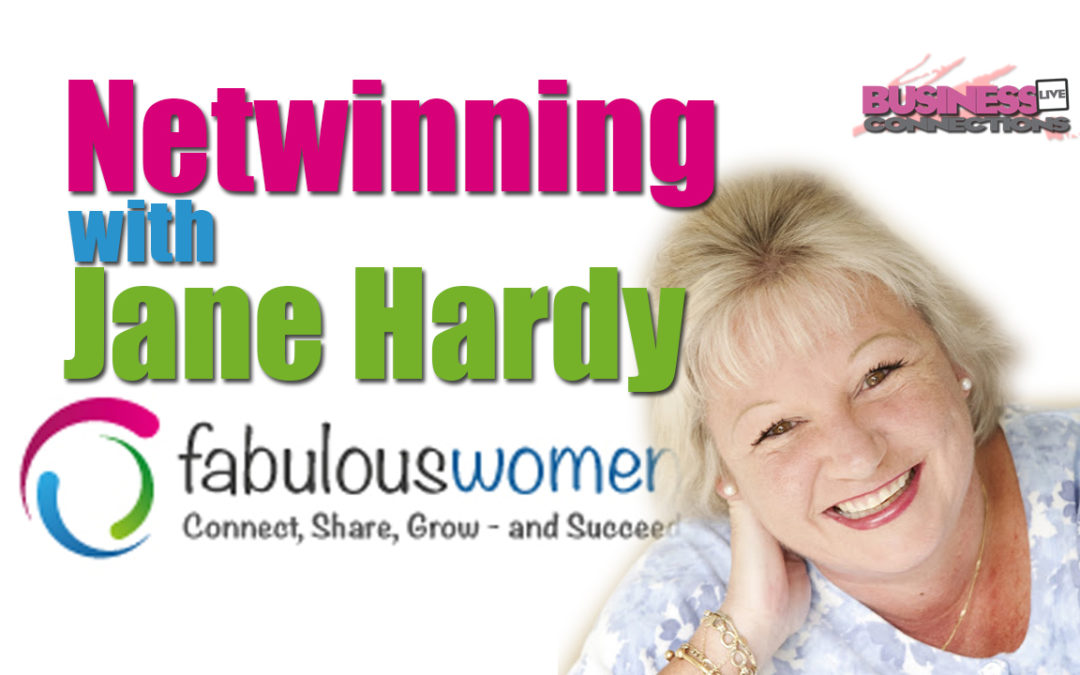 Netwinning the new Networking with Fabulous Women BCL48