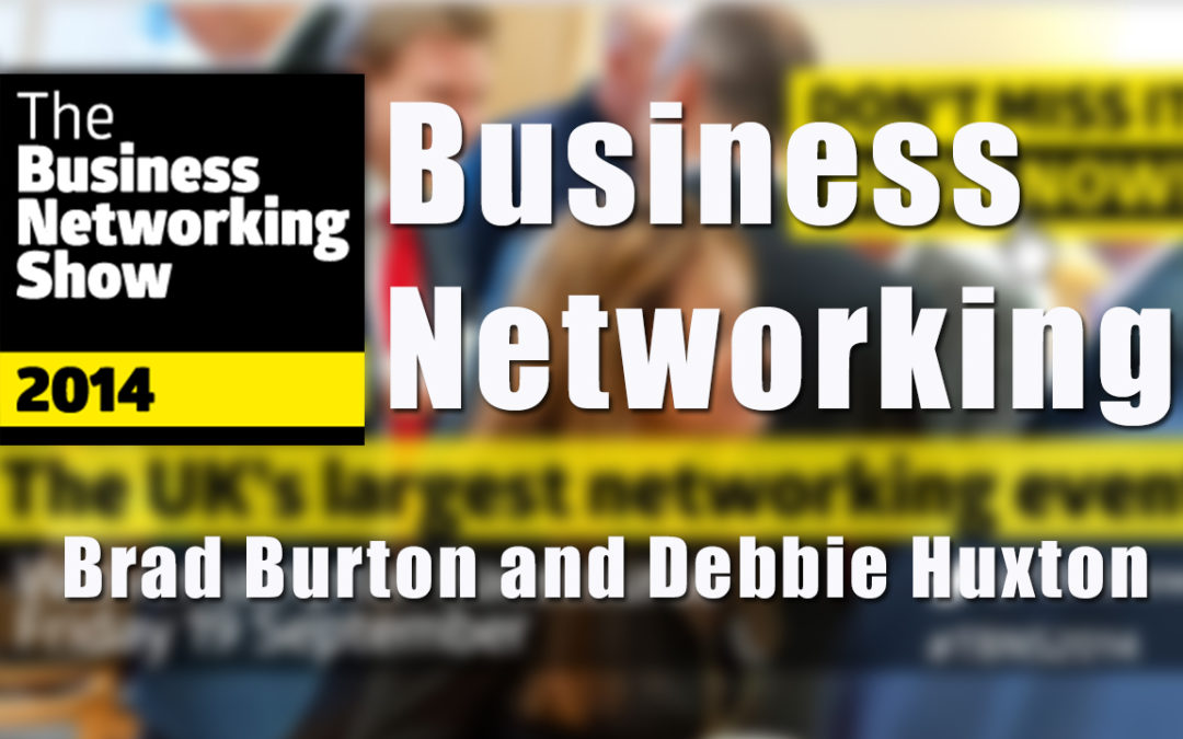 The Business Networking Show 2014 BCL52