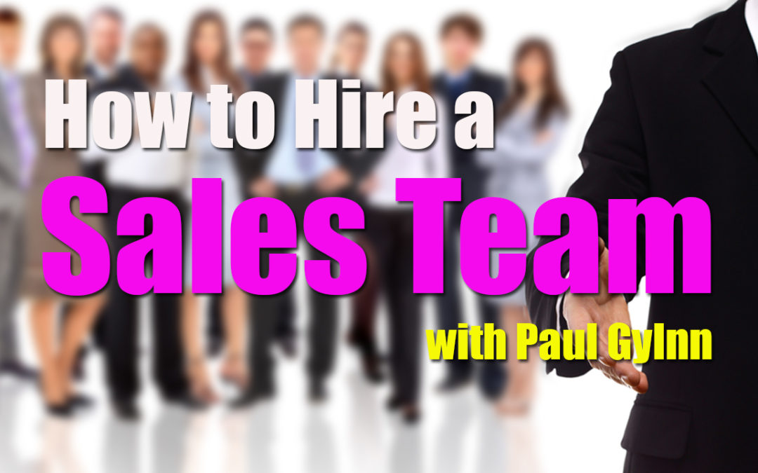 How to Avoid the Bad Sales Hire BCL58