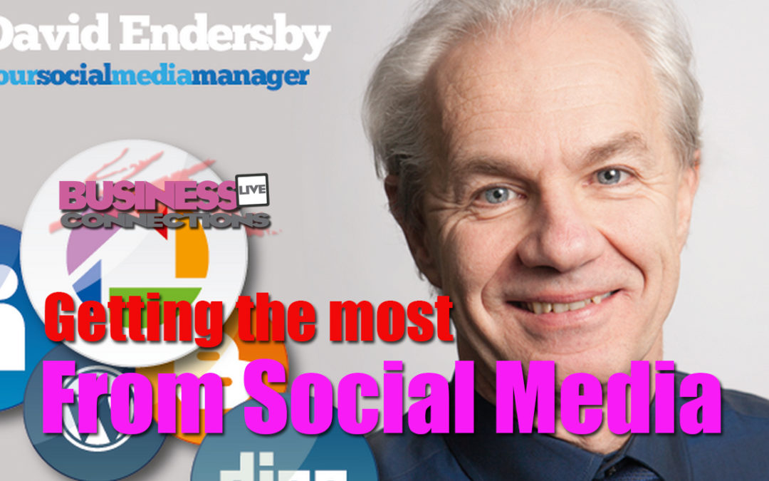 Getting the best from Social Media
