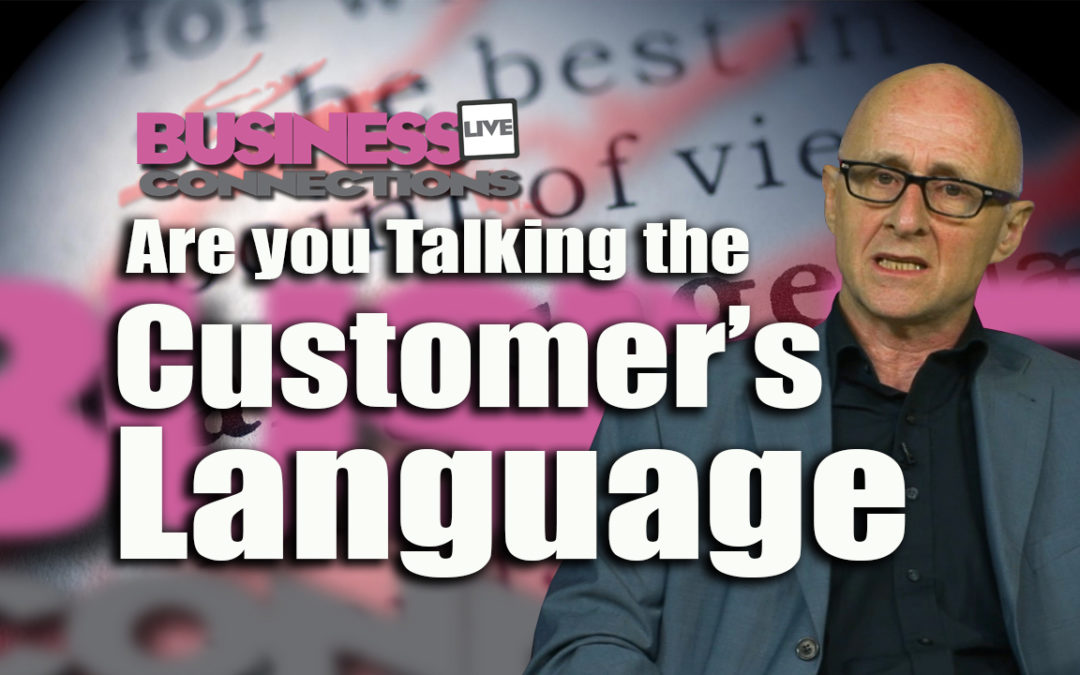 How to Talk the Customer's Language BCL87