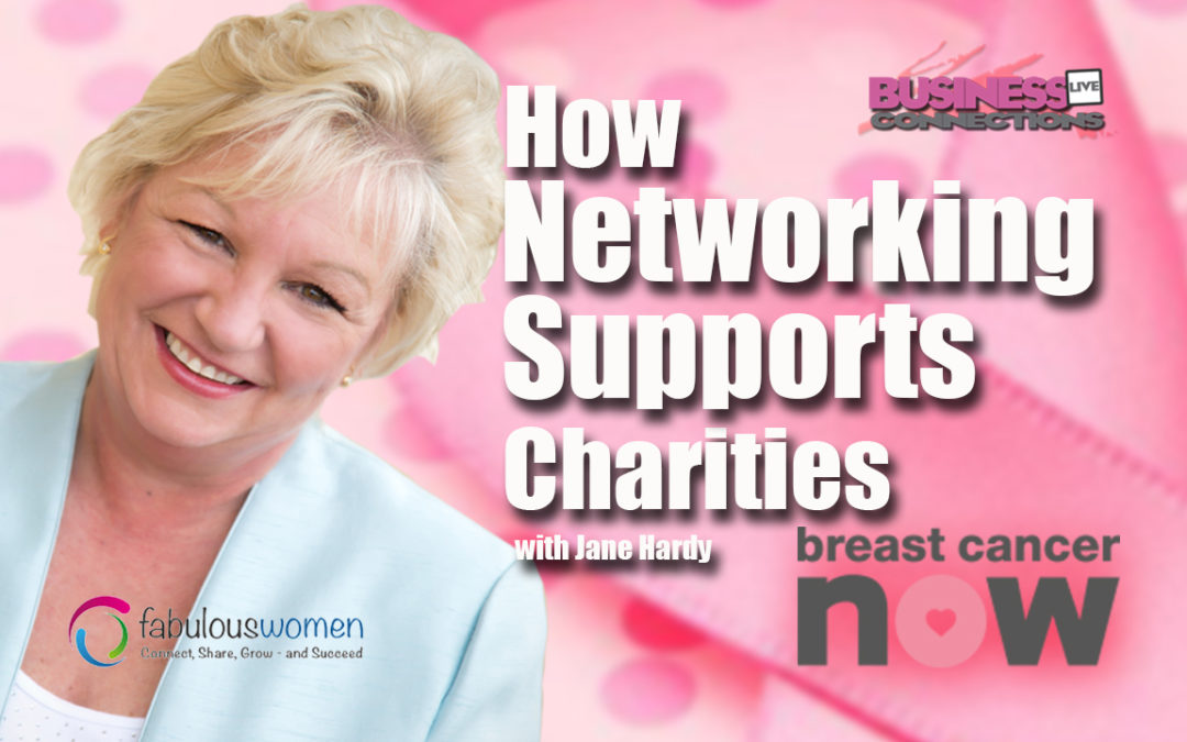 How Networking Can Support Charities BCL89