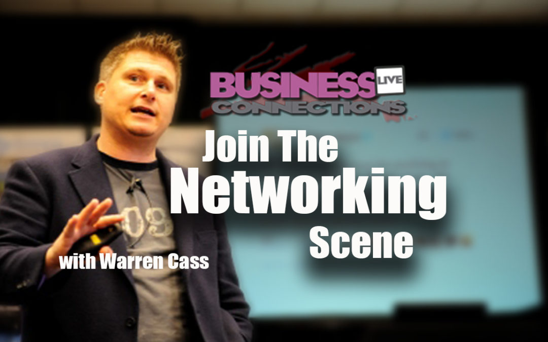 Why Join The Networking Scene BCL91