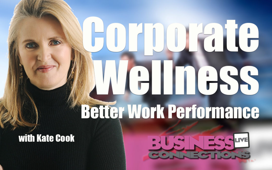 Corporate wellness Kate Cook