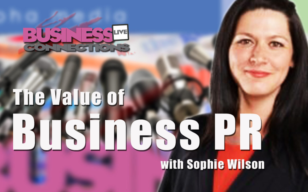 Sophie Wilson Pr Business