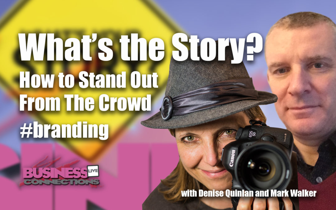 How To Stand Out From The Crowd BCL119
