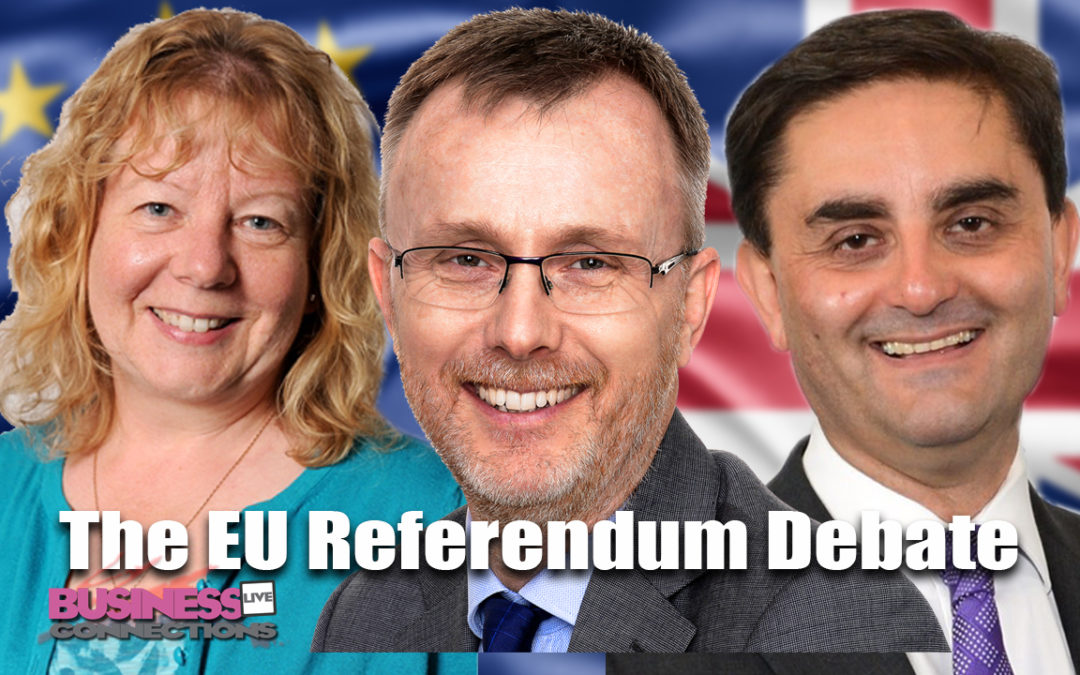 The EU Referendum Debate BCL135
