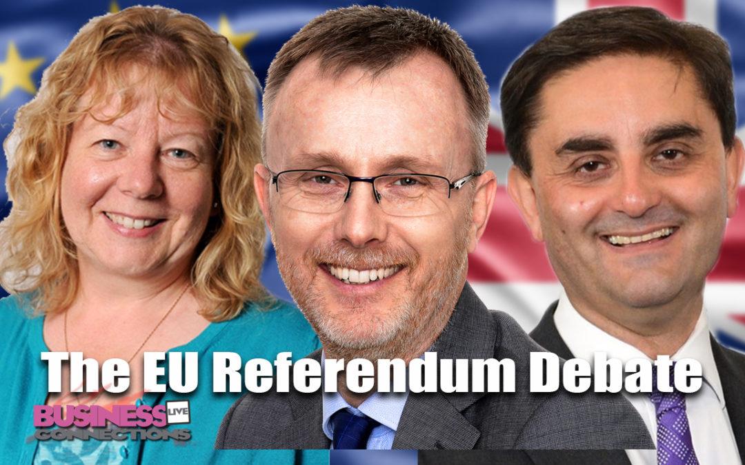 The EU Referendum Debate