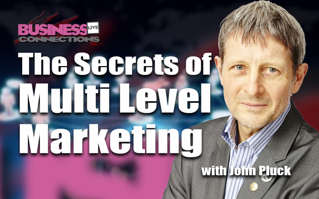 The Secrets Of Multi Level Marketing BCL134