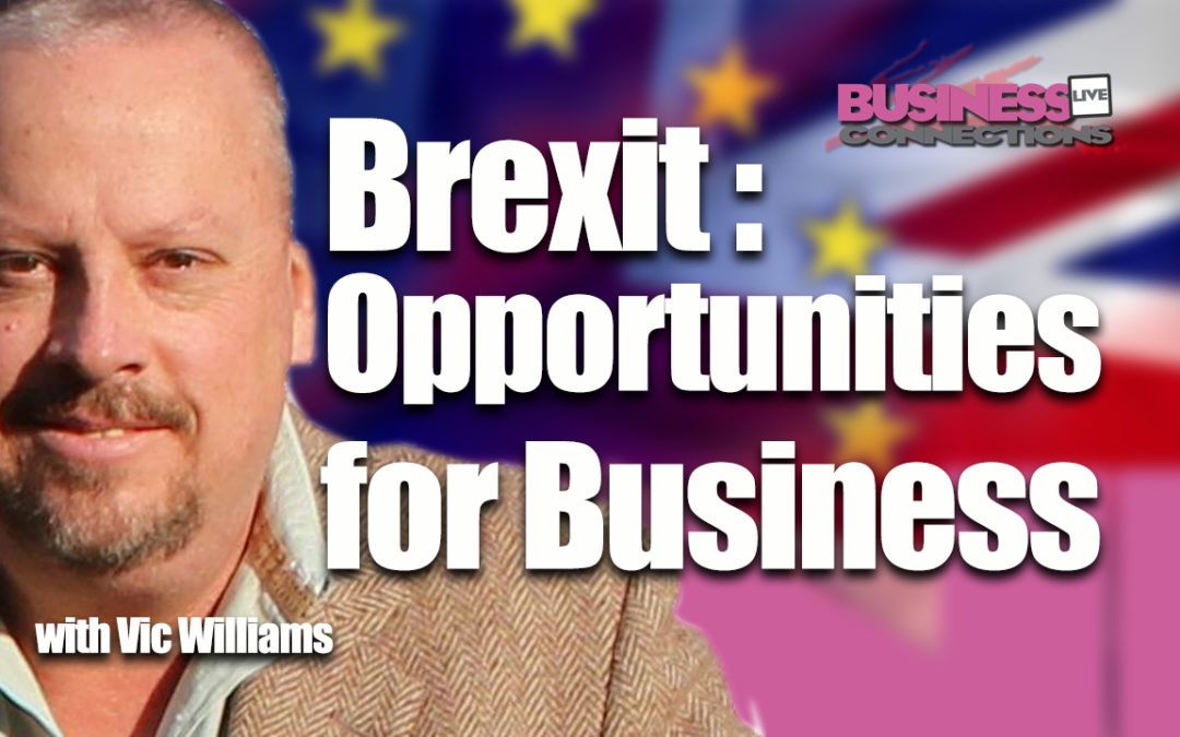 Vic Williams Brexit Opportunities