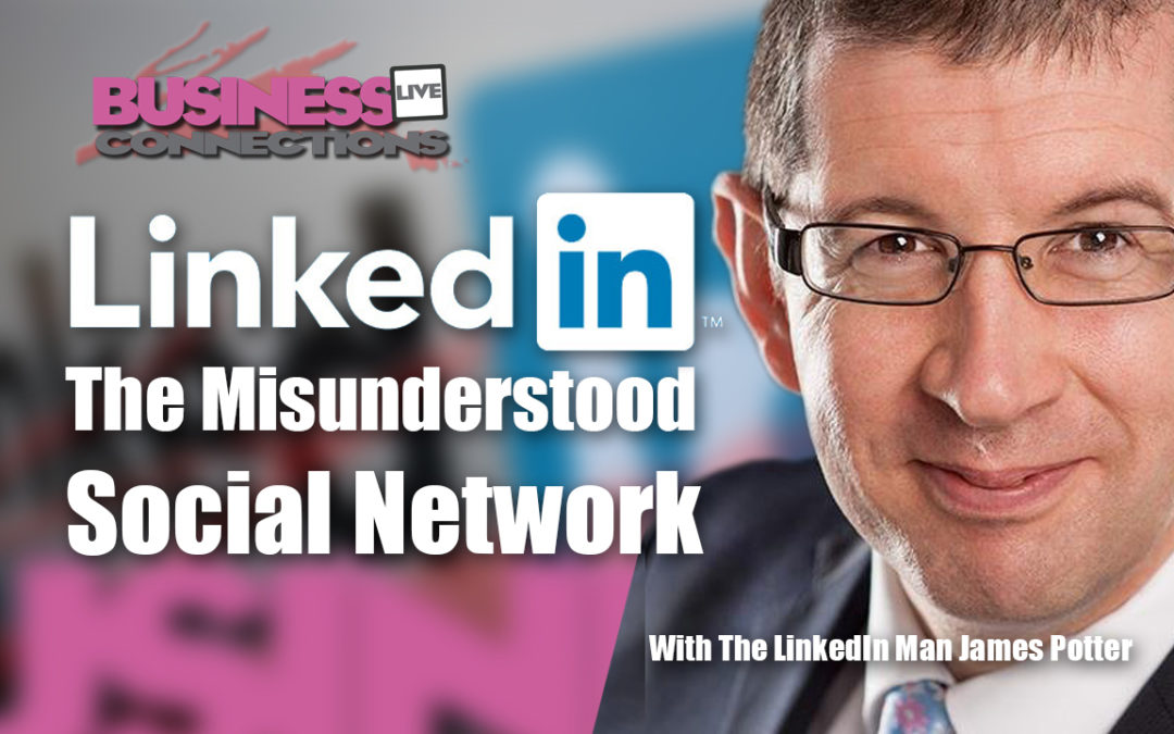 LinkedIn The Misunderstood Social Network BCL183