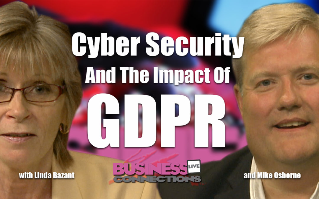 Cyber Security And The Impact Of GDPR