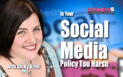 Is Your Social Media Policy Too Harsh BCL196