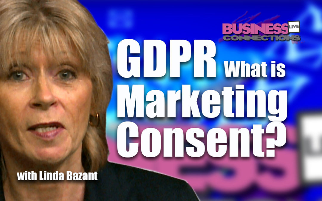 GDPR What Is Marketing Consent BCL205