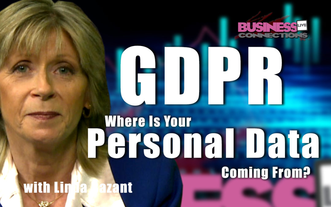 GDPR Where Is Your Personal Data Coming From? BCL215