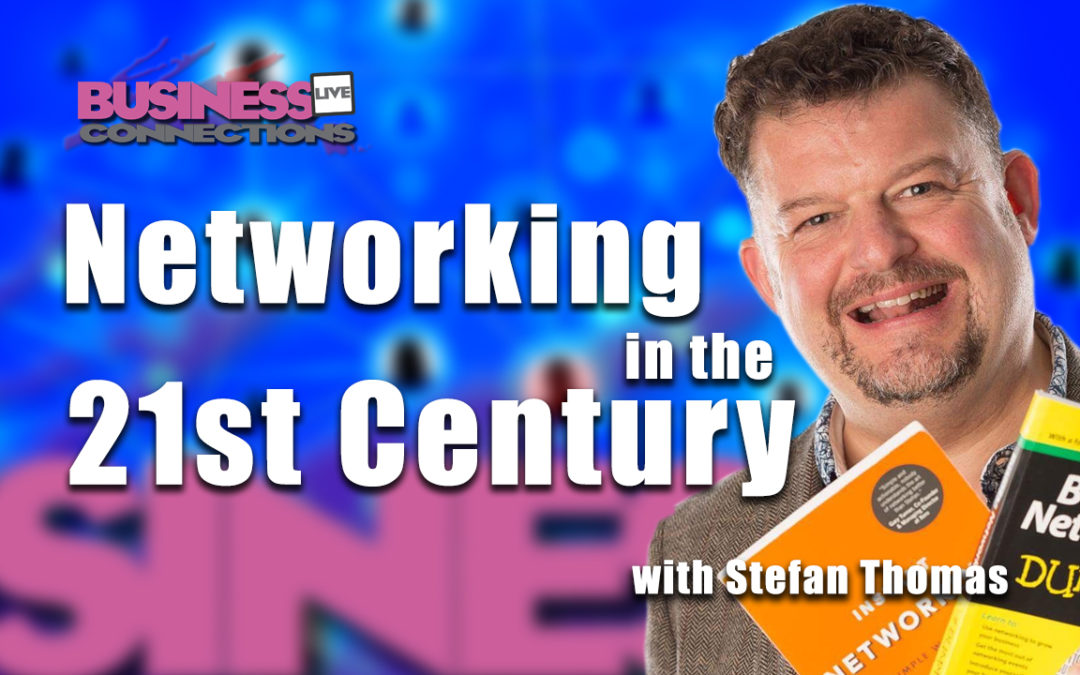 Networking in the 21st Century Stefan Thomas