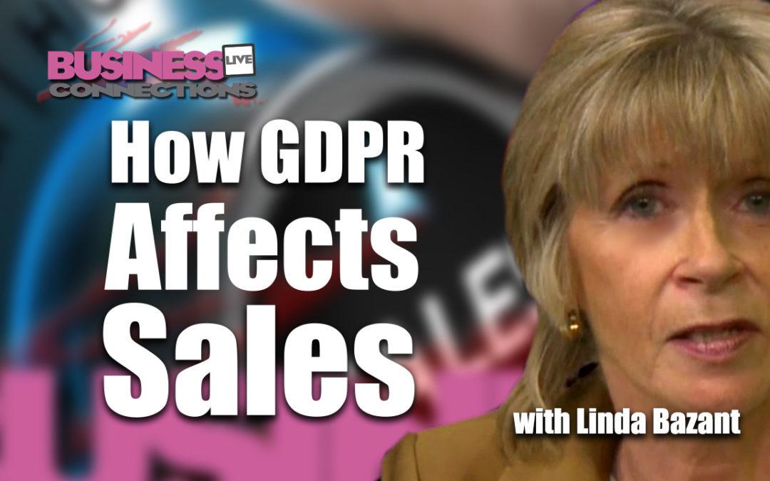 Linda Bazant GDPR Sales