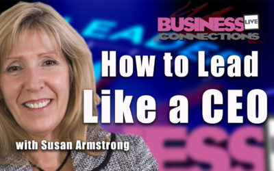 Leadership and How to Lead Like a CEO BCL238