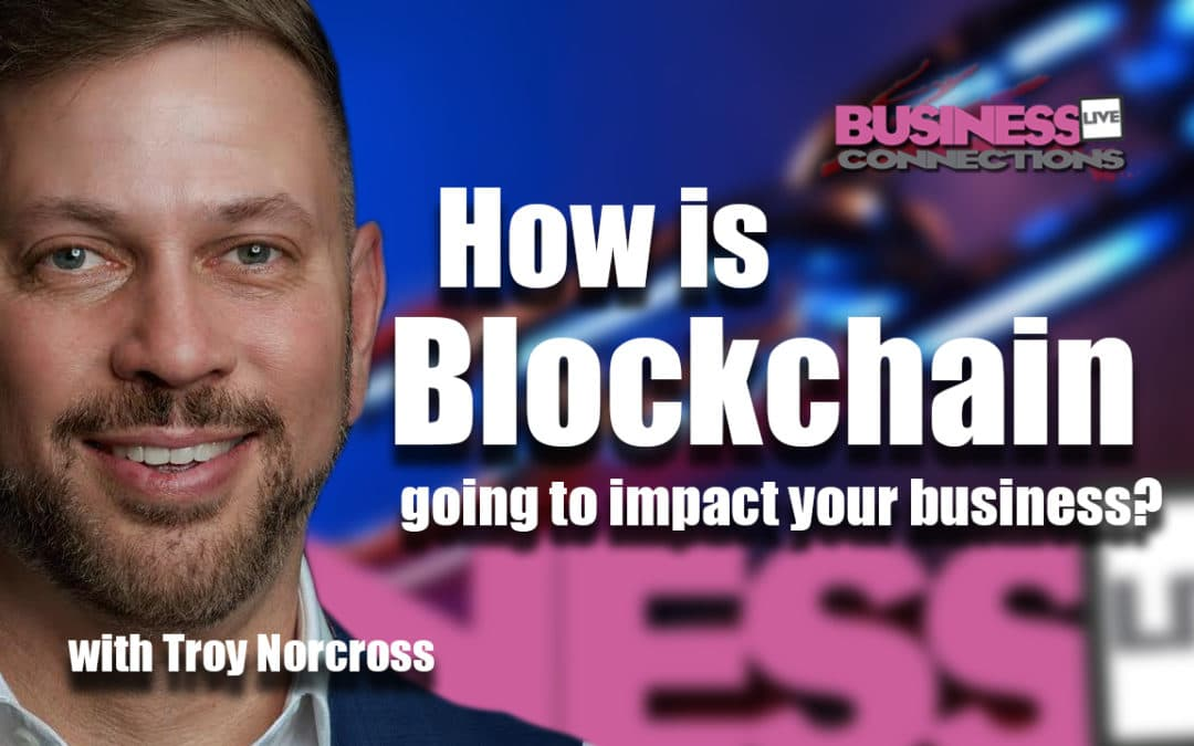 Troy Norcross from Blockchain Rookies