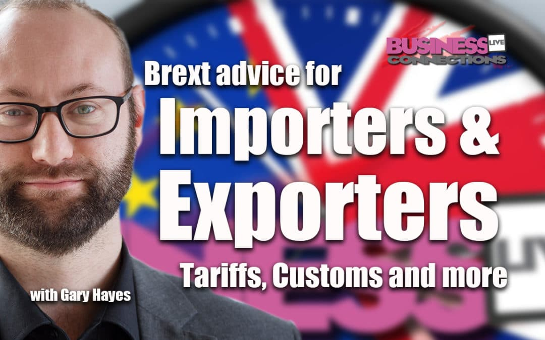Brexit Advice for Importers and Exporters BCL257 - Business