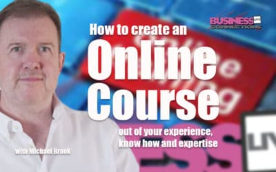 How to create an online course BCL258
