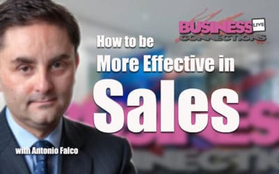 How to be More Effective in Sales BCL265