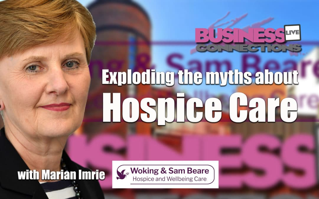 Exploding the myths about hospice care BCL270