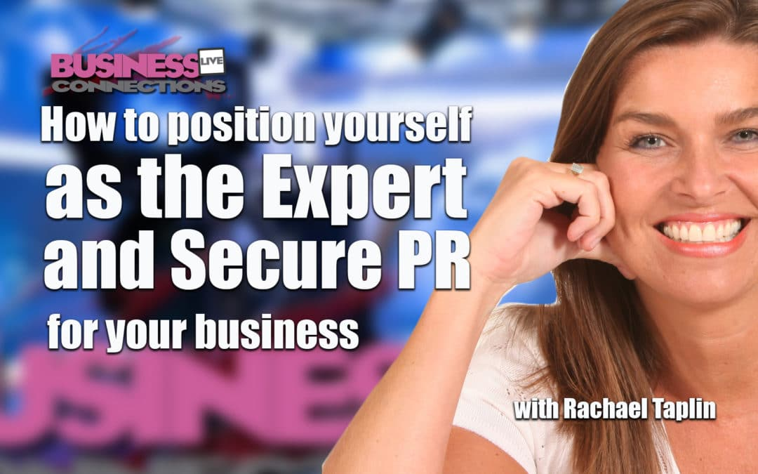 How to secure PR for your business BCL275