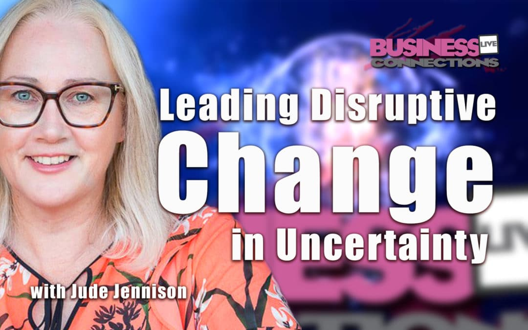 Leading disruptive change in uncertainty BCL283