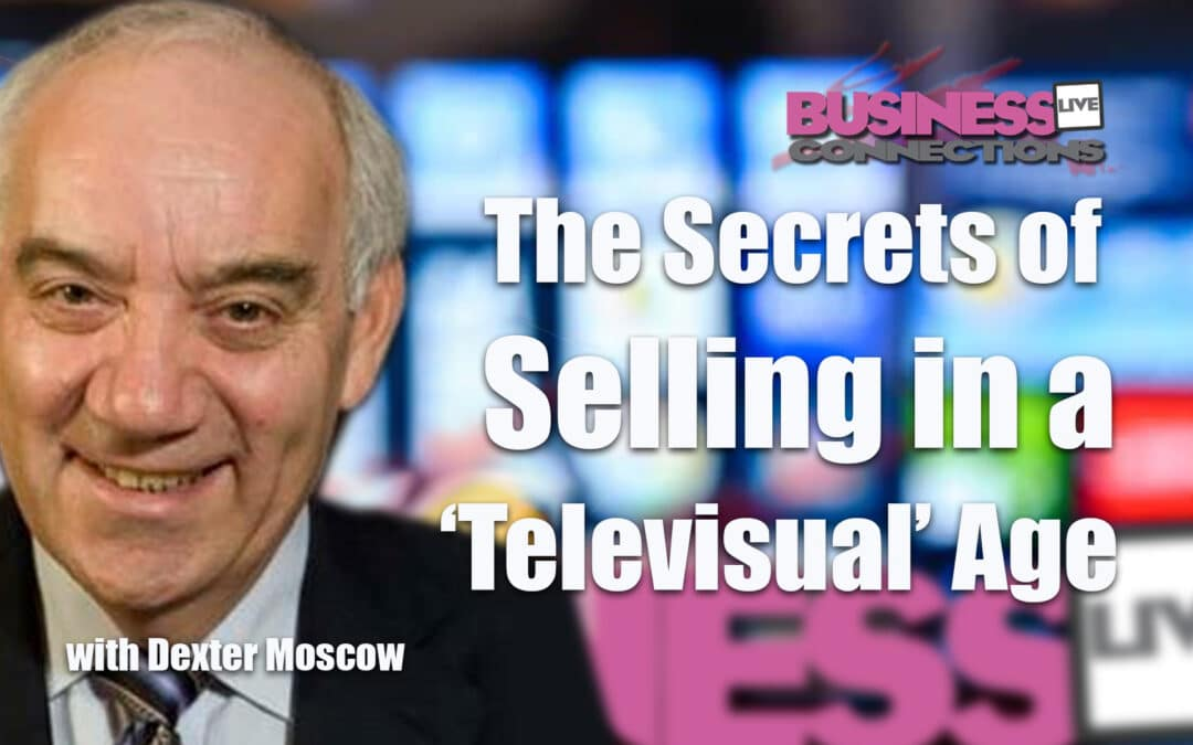 Dexter Moscow takes about Selling on Television to Steve Hyland