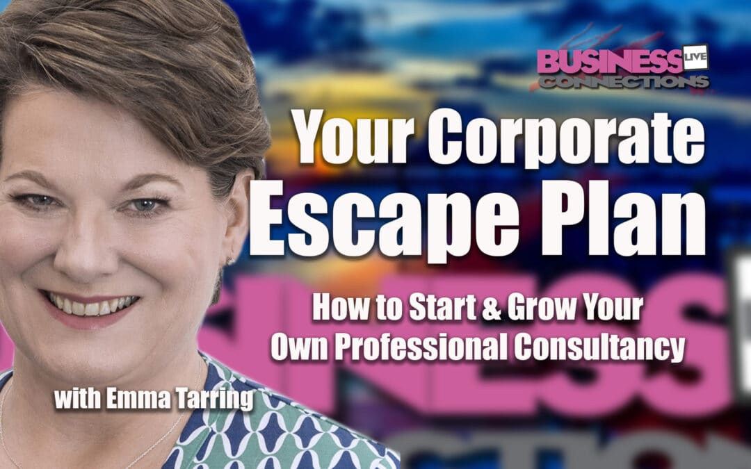 Your Corporate Escape Plan BCL307