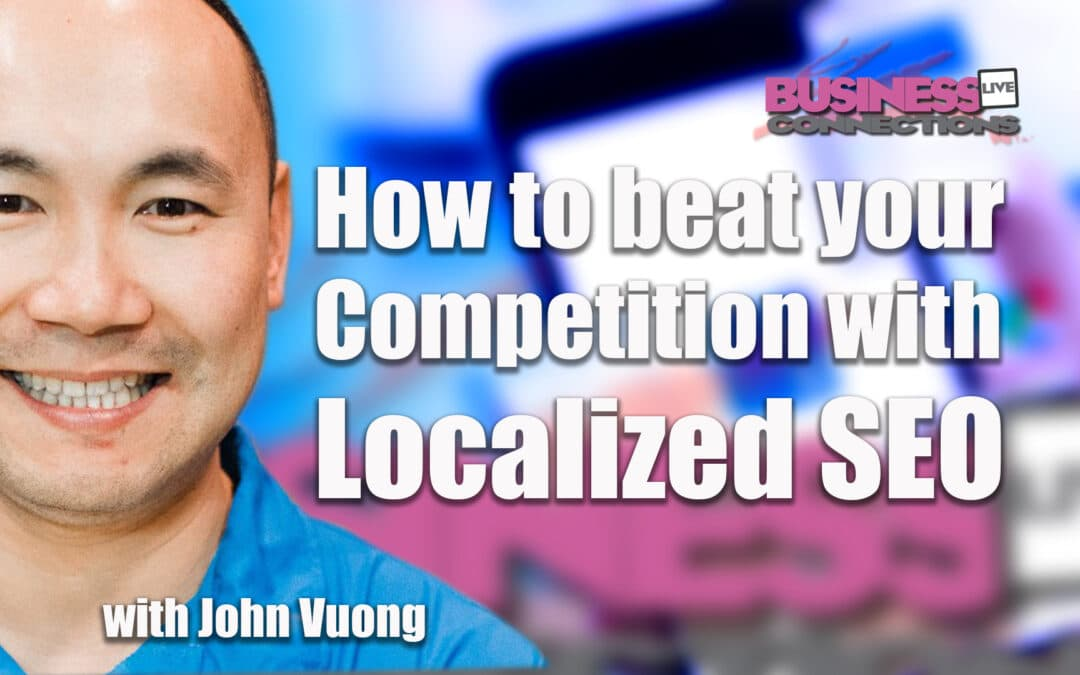 How to use local SEO BCL305